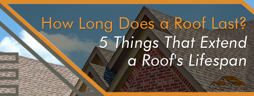 roof lifespan