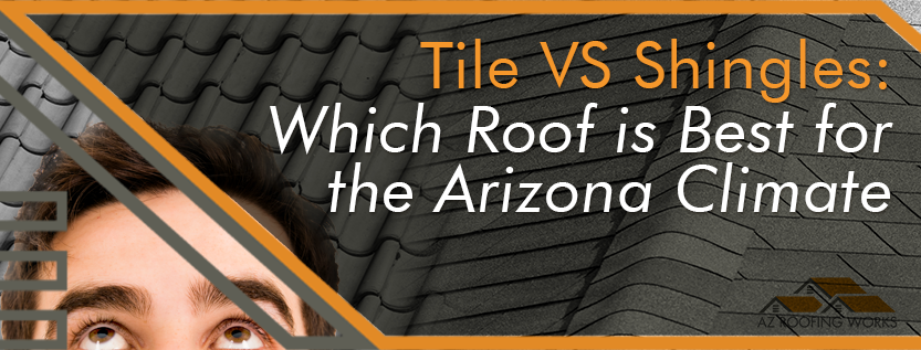 Tile VS Shingles Roof
