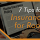 Filing a Roof Repair Insurance Claim
