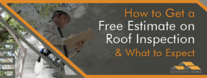 How to Get a Free Estimate on Roof Inspection AZ