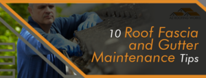 Roof Fascia and Gutter Maintenance