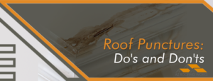 Roof Punctures FAQs
