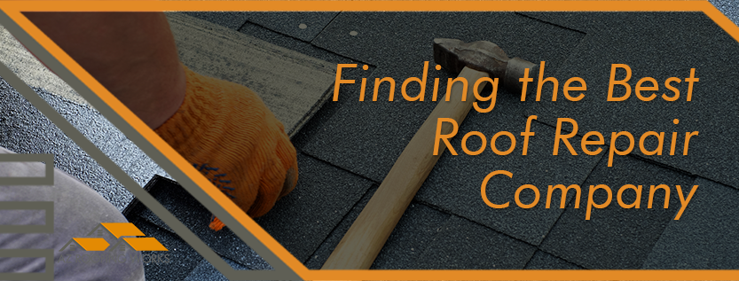 The Best Roof Repair Company