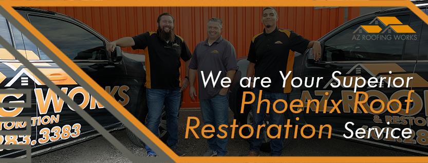 Phoenix Roof Restoration Service